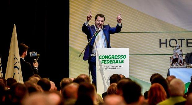 Salvini, i timori nascosti del leader: «I pm vogliono farmi fuori»