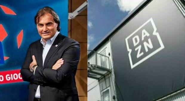 Pierluigi Pardo a Dazn, Mediaset: «Gravi inadempienze da parte sua, non escluso il ricorso a vie legali»