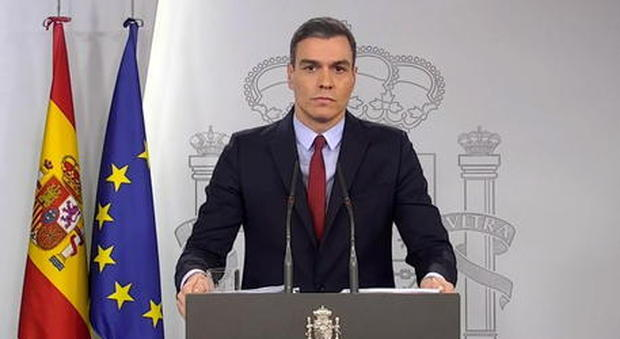 Spagna fa slittare la Fase 2: «Non vogliamo rischiare come l'Italia»