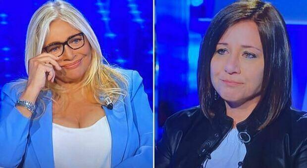 Denise Pipitone, la mamma Piera Maggio a Domenica In: «Ci sono persone che sanno, sappiamo chi sono»