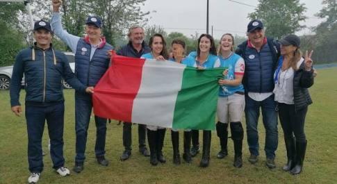 Polo femminile, Italia campione d'Europa: battuta l'Inghilterra
