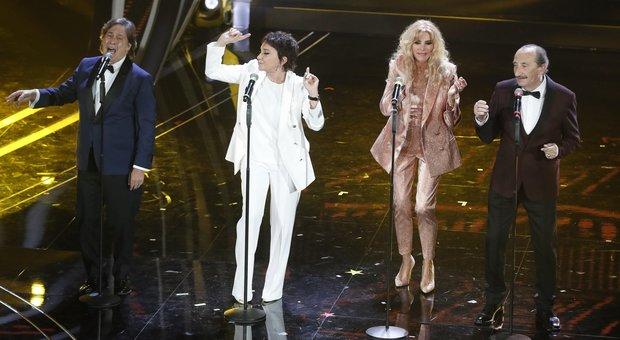 Playback a Sanremo, bufera social su Ricchi e Poveri e Al Bano: «Sembra il karaoke»