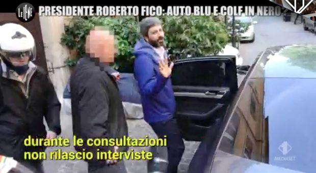 Roberto Fico, il Presidente della Camera con la domestica a nero: la testimonianza a Le Iene
