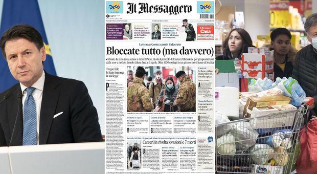 Coronavirus, tutta l'Italia è zona protetta: spostamenti e divieti, cosa si può fare e cosa no