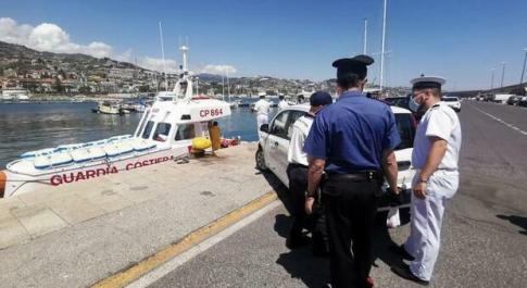 Sanremo, trovato cadavere di una donna nelle acque del Porto Vecchio: è una casalinga del posto