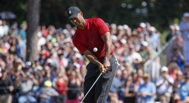 Valspar Championship, Tiger Woods sfiora il successo