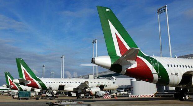 Alitalia prolunga offerta voliCovid-free da Roma a Milano
