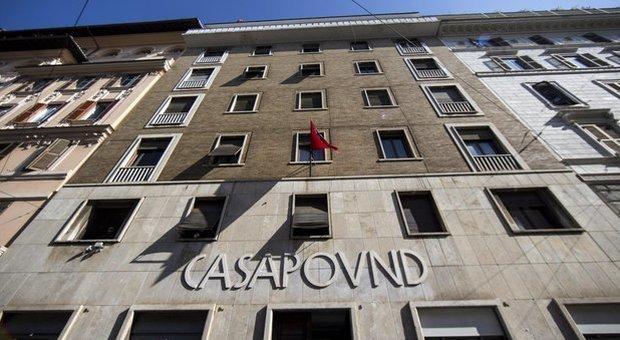 Casapound vince il ricorso contro Facebook. «Pagina ufficiale da riattivare, penale di 800 euro al giorno»