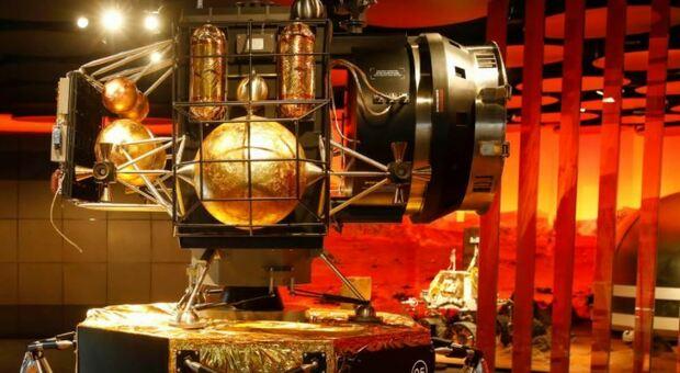 Cina sbarca su Marte: è la terza nazione dopo Russia e Stati Uniti
