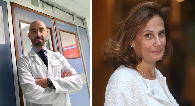 Covid, Bassetti: «La Capua è una veterinaria che parla di vaccini,  rimettiamo ordine nelle competenze
