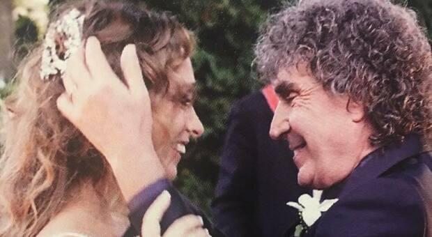 Stefano D'Orazio, il dolore della moglie: «Non l'ho neanche potuto salutare, mi guardava dall'ambulanza terrorizzato»
