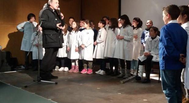 Rieti visita del vescovo alla struttura polifunzionale di for Struttura politica italiana