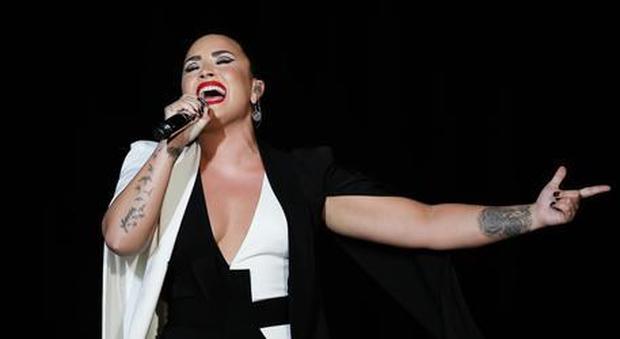 immagine Demi Lovato: la villa di Hollywood Hills torna in vendita con il supersconto
