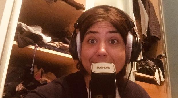Carla Fiorentino dall'armadio
