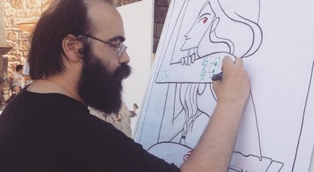 Andrea Paggiaro, morto il fumettista Tuono Pettinato: aveva 44 anni