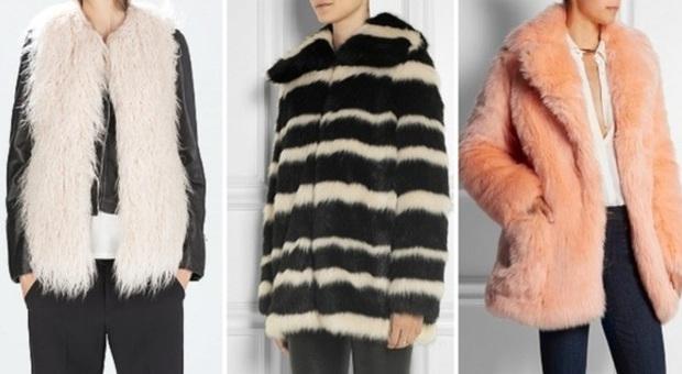 pretty nice fda17 853b5 Ecologica, coloratissima o animalier: la pelliccia è il must ...