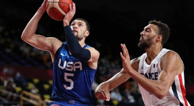 Basket, disfatta per gli Stati Uniti: 83-76 dalla Francia. Prima sconfitta da Atene 2004