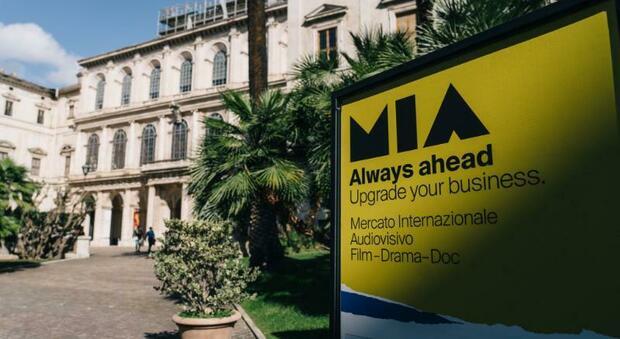 Roma, al via la settima edizione del Mia Mercato Internazionale Audiovisivo: al Distretto Barberini dal 13 ottobre