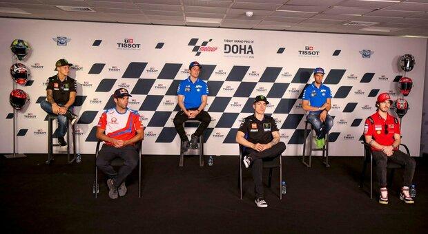 Moto Gp, Doha: Rossi a caccia di punti e cautela di Viñales. Le strategie dei piloti
