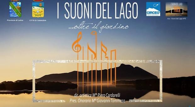"""Sabaudia: dal 26 al 29 luglio torna l'appuntamento con """"I Suoni del Lago...oltre il giardino"""""""