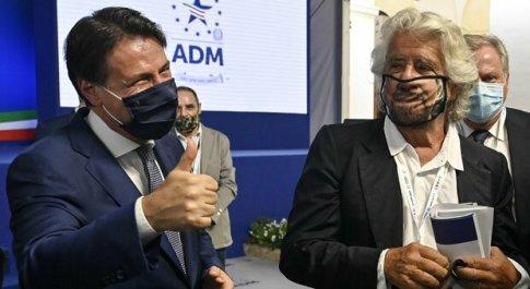 M5S, a Conte la guida politica: Grillo vuole l ultima parola su «valori e ideali»