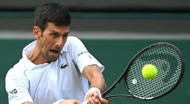 Wimbledon, sarà Djokovic l'avversario di Berrettini in finale