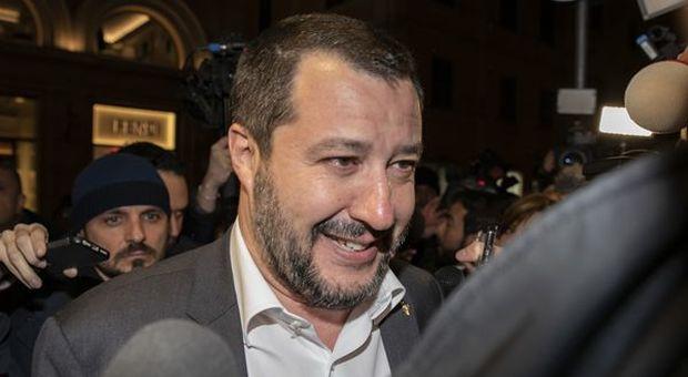 9e4b9664fd Salvini: pronto piano da 30 mld, flat tax su imprese e famiglie fino a  50mila euro