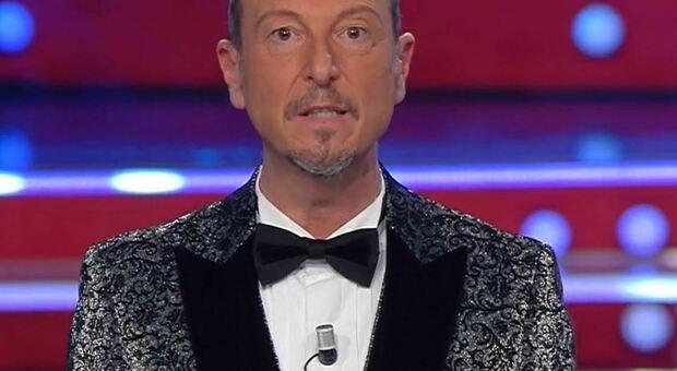 Morgan escluso dalla giuria di Sanremo Giovani, Amadeus: «Inaccettabile il suo comportamento»