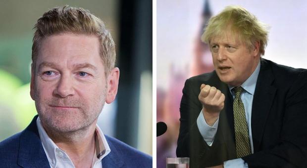 Sky lancia una serie tv sulla pandemia: Kenneth Branagh sarà Boris Johnson