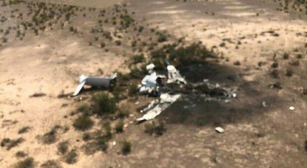 Messico, precipita un aereo diretto negli Stati Uniti: sei morti e un ferito grave