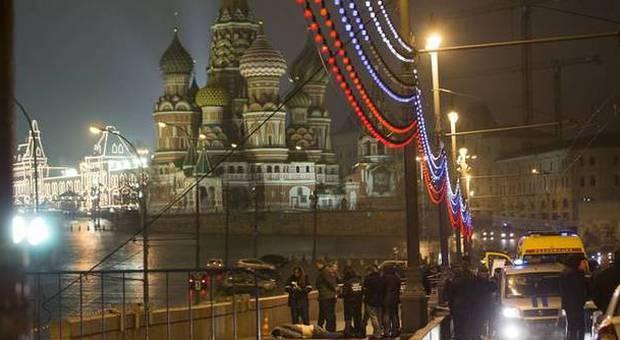 Russia, ucciso leader opposizione Boris Nemetsov