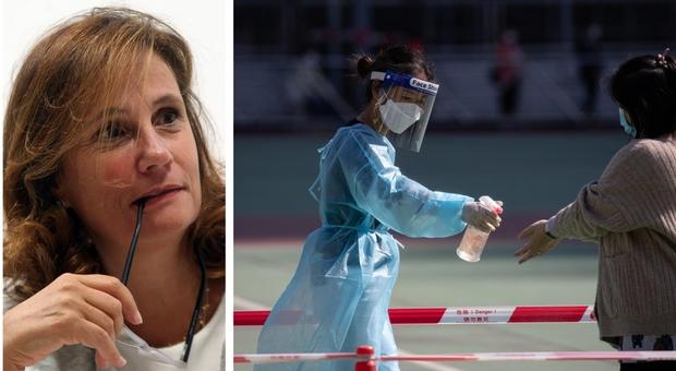 Ilaria Capua: «Con un'altra pandemia così non ce la facciamo a resistere. Io veterinaria? Il sapere è circolare»