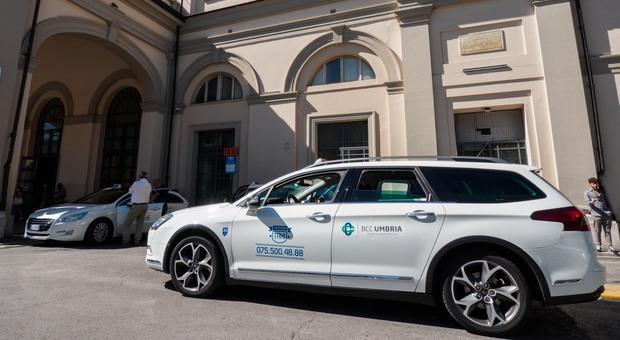 Taxi e noleggio, oltre 370 operatori in piena crisi. L'allarme di Cna