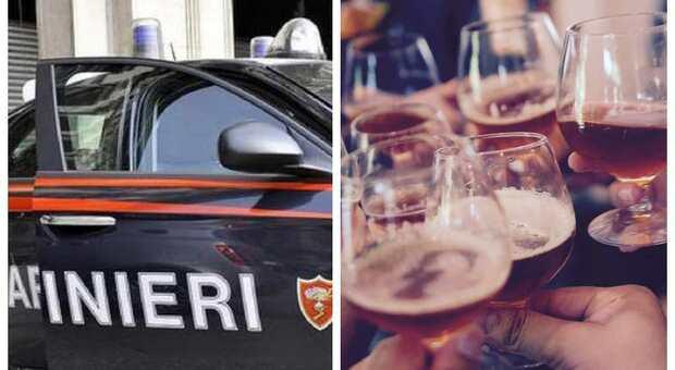 Roma, festa clandestina in un appartemento a San Giovanni: sgomberato dai carabinieri