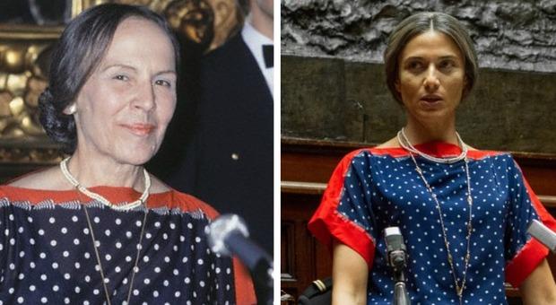 Anna Foglietta è Nilde Iotti: «Orgogliosa di vestire i suoi panni. Era una supereroina»