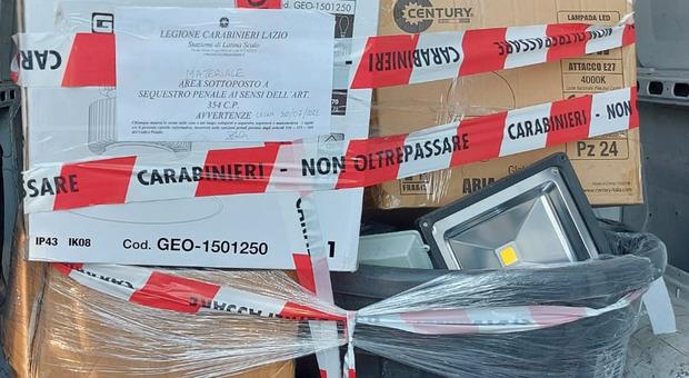 Trasportava rifiuti speciali senza autorizzazione: denunciato