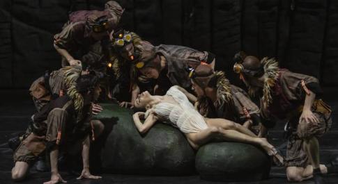Biancaneve di Angelin Preljocaj al Teatro dell'Opera fino al 9 maggio