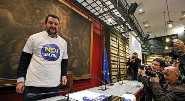 Lega, Salvini sbarca al Sud e imbarca gli ex di An