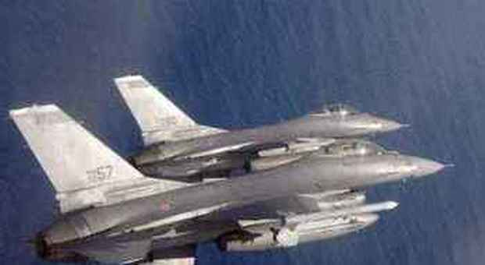 F16 italiani di base a Trapani
