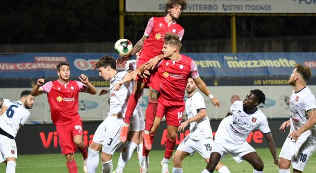 Il Monterosi paga un primo tempo da incubo: contro il Campobasso perde 3-2 ed è ultimo
