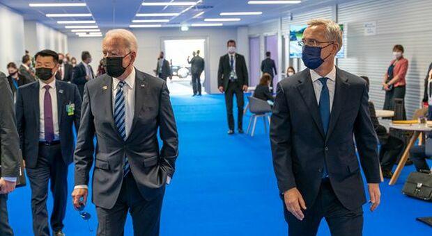 Nato, l'America targata Biden torna protagonista