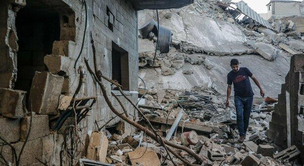 Israele-Gaza: otto ore di calma poi nella notte ancora razzi e raid