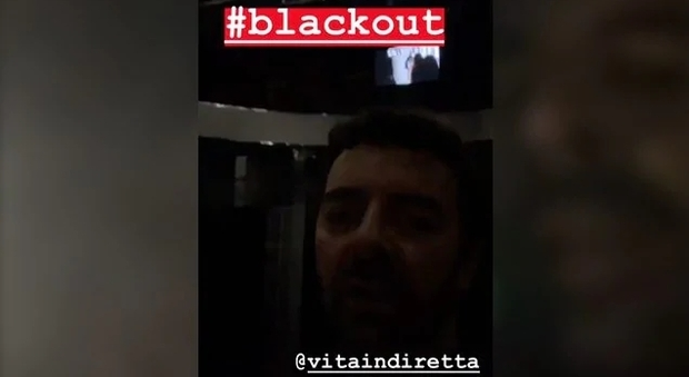 La Vita in Diretta, blackout negli studi Rai. E Matano su Instagram: «Siamo al buio». Aperta una verifica interna