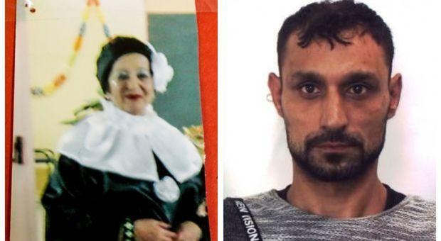 Anziana uccisa in casa, il rom era stato espulso