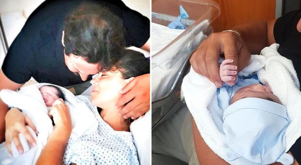 Enrico Brignano e Flora Canto genitori per la seconda volta. «Ti aspettavamo da sempre»: il tenero messaggio social