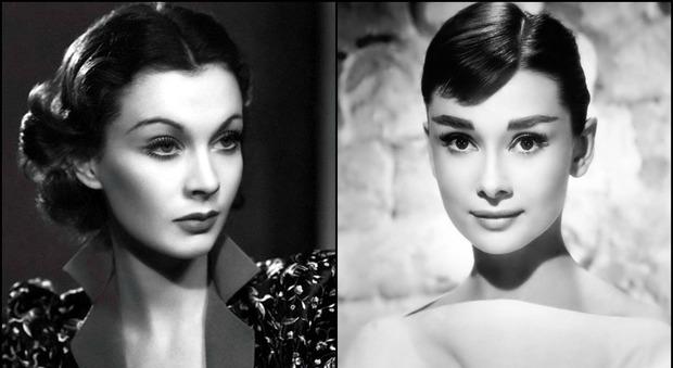 Audrey Hepburn e Vivien Leigh, sfida di stile tra icone di Hollywood: i loro cimeli vanno all'asta