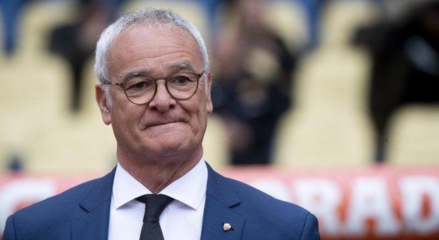 Sampdoria-Roma con Ranieri nel destino