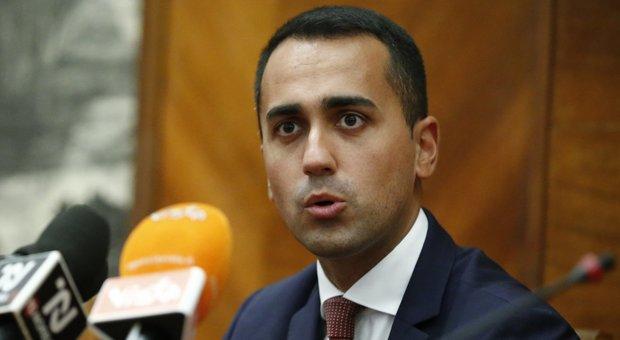 Manovra, Di Maio: Se Ue ha pregiudizi su Italia inutile discutere