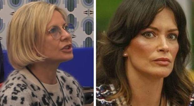 GF Vip, rissa tra Fernanda Lessa e Antonella Elia: insulti in diretta televisiva