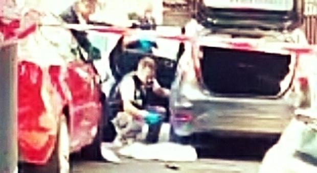 Poliziotto si uccide nella sua auto vicino al reparto Volanti con l'arma d'ordinanza